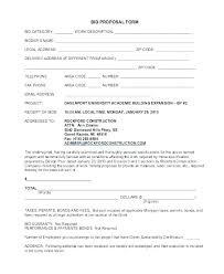Sample Snow Plowing Service Proposal Contract Templates