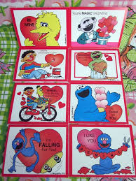 Also featuring cookie monster's twilight parody, and elmo the musical. Vintage Sesame Street Valentines Sesame Street Sesame Street Muppets Valentines