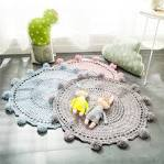 Что нового в вязании ковриков