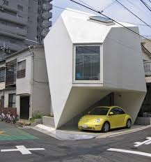 Modern Compact House