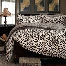 duvet covers 33 cozy design leopard print duvet cover set animal quilts bedding quilt australia double
