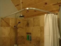 smlf l shaped bathroom curtain