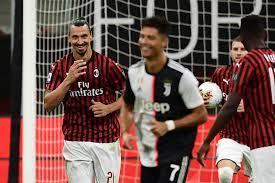 Serie A: Juventus verliert nach 2:0-Führung bei der AC Mailand - DER SPIEGEL