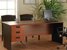 design your own office desk. office 25 calm home then two black lear chairs on brown wooden ing 2 person desk interior long as wells triple drawers design your own