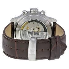 tissot t sport prc 200 chronograph white dial brown leather men s tissot t sport prc 200 chronograph white dial brown leather men s watch