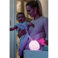 Nattou Lapidou Nightlight Rabbit - Mum n Me Baby Shop Malta