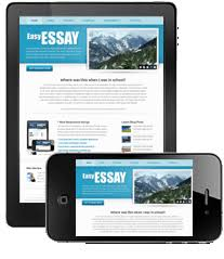 the easy essay automated information organization program new responsive design the easy essay