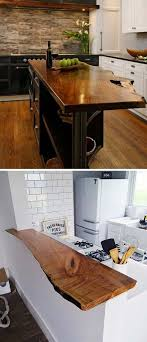 top 20 cool decorating ideas with live edge wood live edge wood cozy and woods