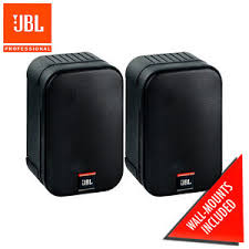 jbl wall mount speakers. image is loading pair-jbl-control-1-pro-high-performance-150- jbl wall mount speakers ,