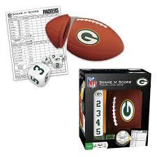 NFL Shake n' Score Game - Green Bay ...