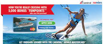 Pay carnival cruise credit card. How To Apply For The Carnival Cruises Credit Card