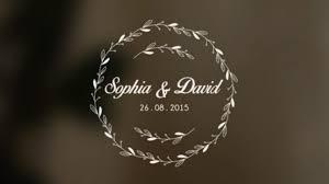 Wedding Title 20 Wedding Title Animations Pinspiry
