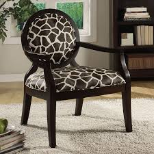 giraffe furniture. Animal Print Accent Chair (Giraffe) Giraffe Furniture