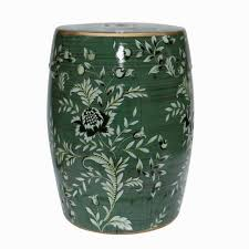 chinese garden stool. Flower Art Jindezhen Dressing Table Ceramic Garden Stool Chinese Drum Bathroom Porcelain Stools -in Figurines \u0026 Miniatures From Home