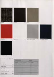 Audi Color Chart Pictures To Pin On Pinterest Pinsdaddy Grey