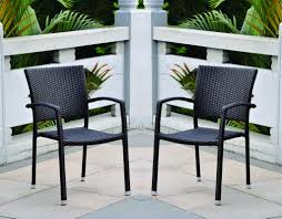 image black wicker outdoor furniture. Large Size Surprising Black Wicker Patio Chairs Images Design Ideas Image Outdoor Furniture D