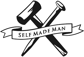 Image result for self-made man