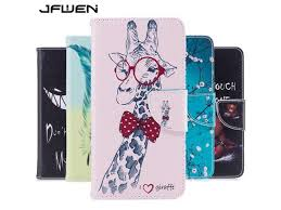 jfwen leather cases for xiaomi redmi note 4 case wallet flip leather for xiaomi redmi note