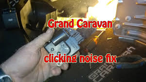 dodge caravan clicking sound under the dash fixed youtube 2011 Dodge Grand Caravan Fuse Box 2011 Dodge Grand Caravan Fuse Box #69 2011 dodge grand caravan fuse box location