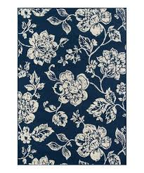 love this product navy white fl indoor outdoor rug