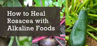 Dramatically Reduce Rosacea With The Alkaline Diet Live