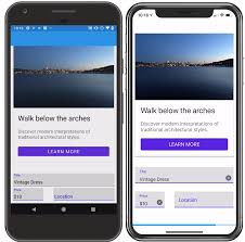Xamarin Forms Ui Design Big Changes In Xamarin Forms 4 0 Prompt Early Preview