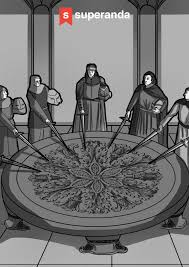 tales of king arthur and the round table adapted from the book of romance part