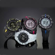 casio prg 300 1a2er watch pro trek black digital watch compass barometer and more spring and summer collection casio