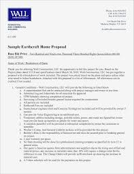 sample bid proposal template construction bid proposal template samples business document