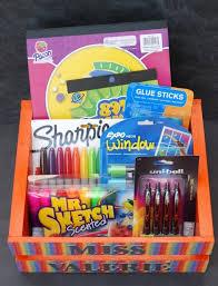 diy office gifts. diy back to school teacheru0027s gift in a wooden crate via endlesslyinspiredcom diy office gifts