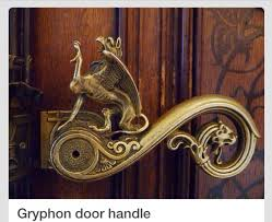 cool door knobs. Interesting Door Mythical Griffin Door Handle Which Leads To The Bathroom At A Military  Museum Throughout Cool Door Knobs I