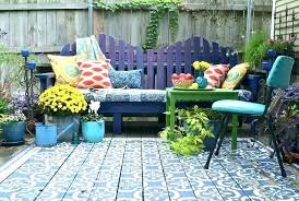 qvc patio and garden indoor outdoor rugs new for patios view in gallery wood patio painted
