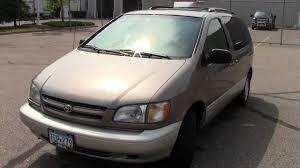 1999 Toyota Sienna XLE FWD Minivan - YouTube