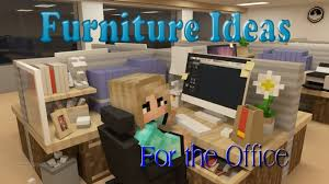 Minecraft Furniture Ideas 6 Kiwi Designs for Office Furniture