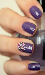 Pin by Brenda Pritts on Pamper Yourself | Purple nails, Cute nails ...