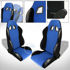 br sport style blueblk suede pvc reclinable racing bucket seatssliders lr c33 fits bmw z3 bmw z3 office chair jpg