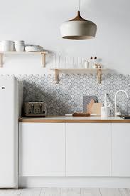 Die Akzeptanz der Form Polygone für Küche