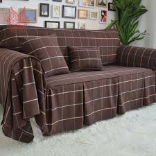 ideas furniture covers sofas. Cover Sofas Design Home Textile Modern High Quality Polycotton Style Check Slipcovers For Top Fashion Good Ideas Furniture Covers