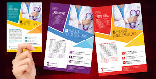 Marketing Flyers Templates Medical And Healthcare Marketing Flyer Templates