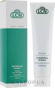 <b>Пилинг</b> для <b>ног</b> - LCN Exfloliating <b>Foot Cream</b>: купить по лучшей ...