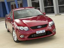 2008 Ford Falcon XR6 Automatic FG related infomation ...
