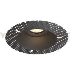 Встраиваемый <b>светильник Maytoni DL042-01B</b> Spodek: купить в ...
