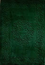 plantation rugs royal dark green rug