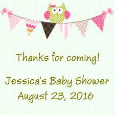 Owl Baby Girl Shower Invitations Owl Baby Girl Shower Invitations Owl Baby Shower Thank You Cards