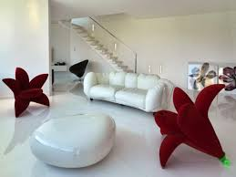designer living room chairs. special design modern living room chairs unique white red sofa designer n