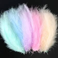 <b>50PCS</b>/ lots of 6 8 inch <b>colored feather DIY</b> accessories clothes ...