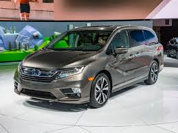 2018 honda minivan. beautiful minivan the current van the design team cleverly disguised rear door rails  by integrating them into beltline and power hatch opens swiping inside 2018 honda minivan g