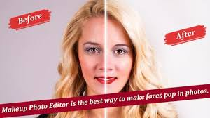 makeup photo editor makeover image