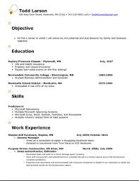catchy resumes