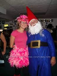 coolest lawn ornaments couple costume